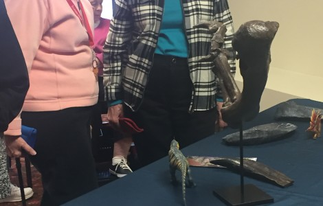 Yale Peabody Museum Visits The Watermark at East Hill