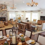 Specifically designed just like a home, The Villa is a warm and friendly atmosphere for residents and their families.