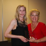 Tracey Brownell, Thrive Award