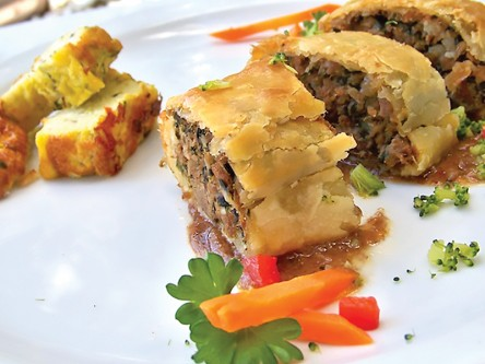 Thrive Dining™ - Beef Brisket Pastry