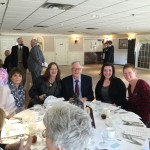 Watermark at East Hill resident, Dr. Parker Moreland, wins Resident Accomplishment Award from the Connecticut Assisted Living Association.