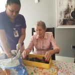 There's always something happening at The Villa, our memory care community at The Watermark at East Hill